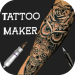 Tattoo Maker - Free Sax Tattoo Maker 2021 icon