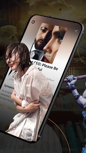 Babel Novel - Webnovel & Story Books Reading App PC screenshot 2