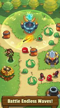 Realm Defense: Hero Legends TD Epic Strategy Game pc screenshot 1