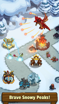 Realm Defense: Hero Legends TD Epic Strategy Game pc screenshot 2