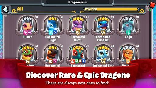 DragonVale World pc screenshot 1