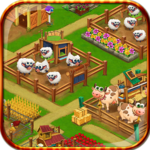 Farm Day Village Farming: Offline Games icon