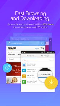 DU Browser—Browse fast & fun pc screenshot 1