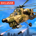Army Gunship Helicopter Games Simulator Battle War icon