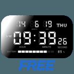 Simple Digital Clock - DIGITAL CLOCK SHG2 FREE icon