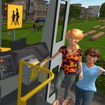 School Bus Game icon