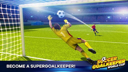 Soccer Goalkeeper pc screenshot 1