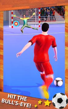 Shoot Goal - Futsal Indoor Soccer pc screenshot 2