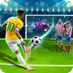 Shoot Goal - Top Leagues Soccer Game 2018 for pc logo