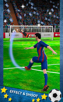 Shoot Goal - Top Leagues Soccer Game 2018 pc screenshot 1