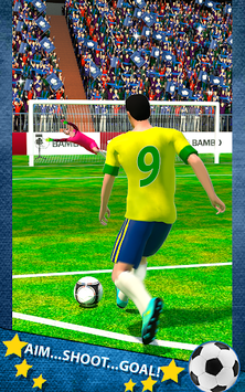 Shoot Goal - Top Leagues Soccer Game 2018 pc screenshot 2