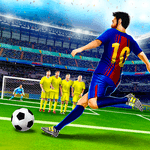 Shoot Goal: World Leagues Soccer Game icon