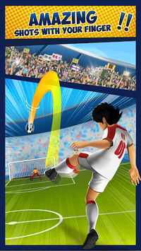 Soccer Striker Anime - RPG Champions Heroes pc screenshot 2