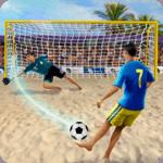 Shoot Goal - Beach Soccer Game for pc logo