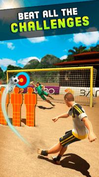 Shoot Goal - Beach Soccer Game pc screenshot 1