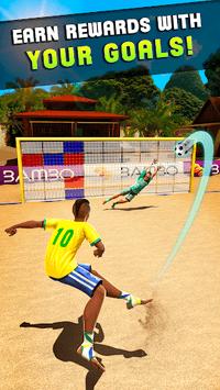 Shoot Goal - Beach Soccer Game pc screenshot 2