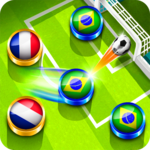 Soccer Caps 2018 ⚽️ Table Football Game icon