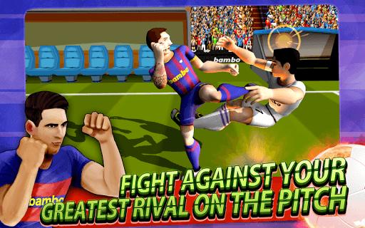 Football Players Fight Soccer pc screenshot 1