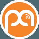 Podcast Addict for pc logo