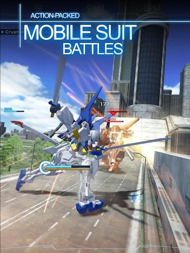 GUNDAM BREAKER MOBILE PC screenshot 3