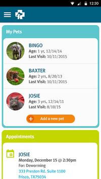Banfield Pet Health Tracker pc screenshot 2