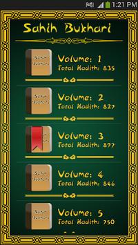 Sahih Bukhari (English) pc screenshot 1