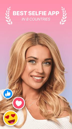 Easysnap: Selfie Beauty Camera & Face Effects pc screenshot 1