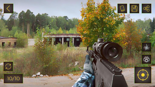 Weapons Camera 3D AR Sim pc screenshot 1