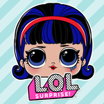 L.O.L. Surprise Stickers icon