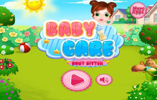 Baby Care Babysitter & Daycare pc screenshot 1