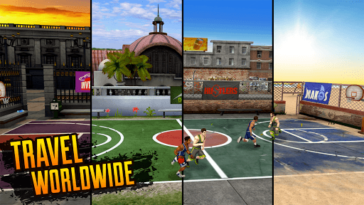 Jam League Basketball pc screenshot 1