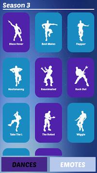 Battle Royale Dance Emotes Season 6 pc screenshot 2