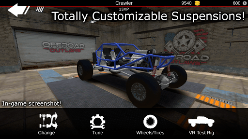 Offroad Outlaws pc screenshot 1