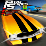 Pro Series Drag Racing icon