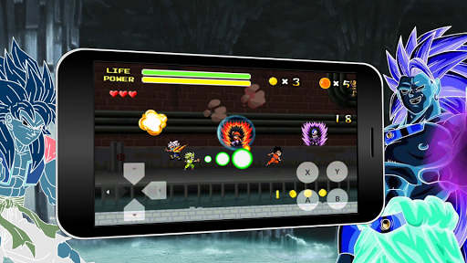Battle of Saiyan Origin pc screenshot 2