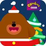 Hey Duggee: The Tinsel Badge icon