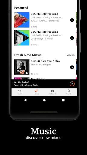 BBC Sounds: Radio & Podcasts pc screenshot 1
