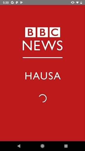 BBC News Hausa PC screenshot 1