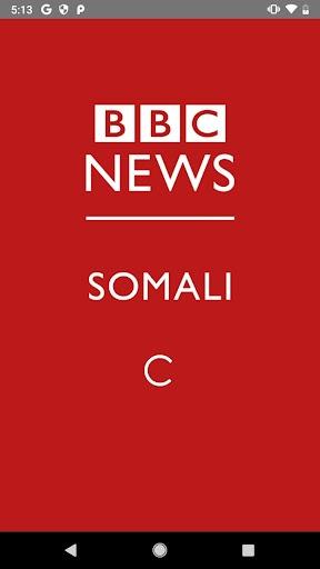 BBC News Somali PC screenshot 1