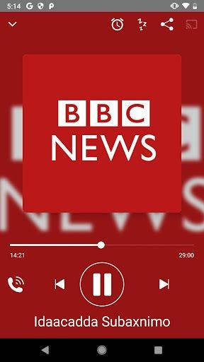 BBC News Somali PC screenshot 3
