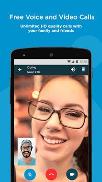 BBM - Free Calls & Messages pc screenshot 2