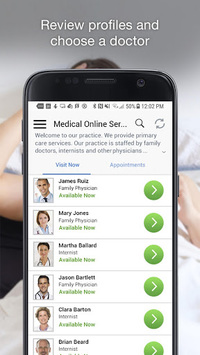 Blue CareOnDemand – See a Doctor Online pc screenshot 2