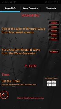 Brain Wave Therapy (Binaural) pc screenshot 2