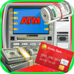 ATM Simulator: Kids Money & Credit Card Games FREE icon