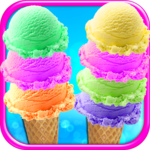 Ice Cream Maker Cooking FREE icon