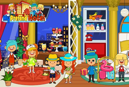 My Pretend Hotel - Kids Luxury Summer Vacation pc screenshot 2