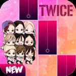 TWICE Chibi Piano Tiles icon