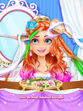 Long Hair Princess Wedding pc screenshot 2