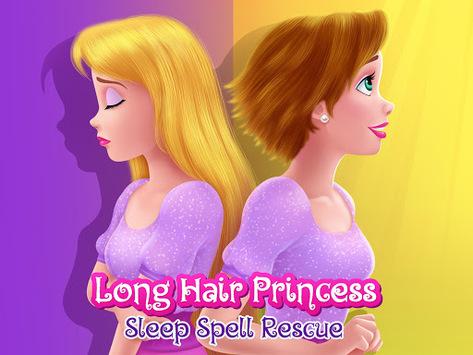 Long Hair Princess 3: Sleep Spell Rescue pc screenshot 1