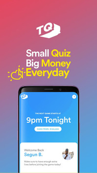 TQ Trivia: Small Quiz Big Money pc screenshot 1